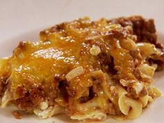 Peach Crisp with Maple Cream Sauce Recipe : Ree Drummond : Food Network
