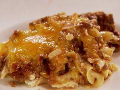 Ree's Sour Cream Noodle Bake Video : Food Network - FoodNetwork.com