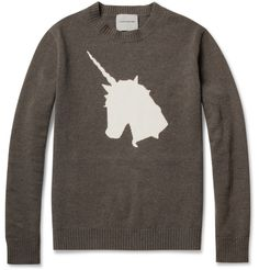 The price makes the sweater just as unrealistic