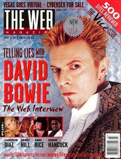 david bowie 1997 magazine cover - Google Search