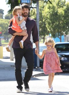 Check out Cutest Celeb Mom/Dad & Baby Pics! We think is #12 melts the heart!