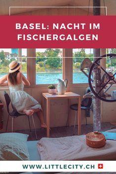 Eine Nacht im Fischergalgen in Basel Basel, Van Life, Switzerland, Mini, Inspiration, Europe, Gallows, City Life, Travel Advice