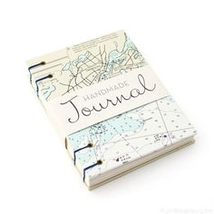 Cape Cod Journal  - South Yarmouth and West Dennis - Nautical Coptic Stitch