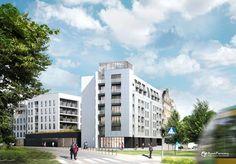 Mostowa 23 - nowe mieszkania na sprzedaż Poznań, Stare Miasto, Osiedle Stare Miasto, ul. Mostowa 23 - Konimpex-Invest - RynekPierwotny.pl Social Housing, Multi Story Building