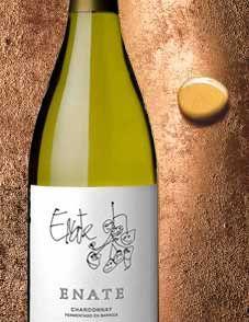 Enate Chardonnay Barrica 2010