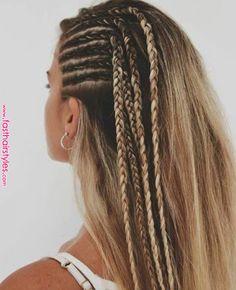 10 Modern Side Braid Hairstyles for Women 10 Modern Side Brai. 10 Modern Side Braid Hairstyles for Women 10 Modern Side Braid Hairstyles for Women - Page 3 of 4 - Side Braid Hairstyles, Fast Hairstyles, Hairstyles Over 50, Hairstyles For Round Faces, Hairstyles Pictures, Hairstyles Videos, Hairstyles 2018, Elegant Hairstyles, Cornrow Hairstyles White