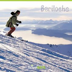 Para quem gosta de curtir um friozinho sem precisar ir muito longe, é uma ótima opção! Curta a cidade e aproveite para praticar snowboard nas montanhas. Entre em contato com a Travelmate e planeje já suas férias de inverno. #inverno #turismo #bariloche #temporada #neve #travelmatebrasil