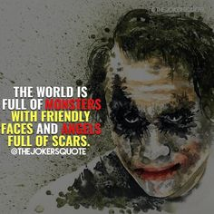 The Joker - Heath Ledger Quotes Best Joker Quotes. The Joker - Heath Ledger Quotes. Why So serious Quotes. Joker Qoutes, Joker Frases, Best Joker Quotes, Badass Quotes, Ironic Quotes, Heath Ledger Joker Quotes, Joker Heath, Joker Joker, Citations Jokers