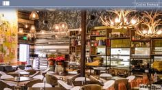 Cucina Enoteca. Design by Orness Design Group, INC. FCSI has members with Orness Design Group. #design #foodservice #restaurant #bar #cafe