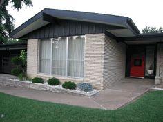 mid-century moidern homes | Mid Century Modern