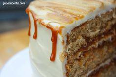 Salted Caramel Layer Cake
