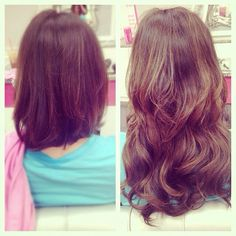 Hotheads extensions for length and volume
