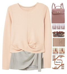 """barriers"" by scarlett-morwenna ❤ liked on Polyvore featuring MANGO and John-Richard"