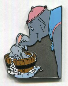 Dumbo SoarPrinted Passport Cover /& Luggage Tag-Kids Motivation Movie Quotes