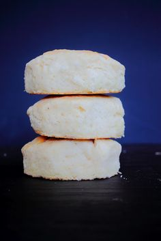 Coconut Oil Biscuits