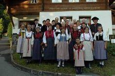 Bernische Trachtenvereinigung - Association bernoise pour les costumes: 75 Jahre Trachtengruppe Oberhasli