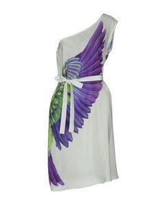 JUST CAVALLI Short Dress. #justcavalli #cloth #dress