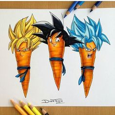 "5,891 Likes, 28 Comments - DragonBall/Z/GT/Kai/Super (@dragons.ball) on Instagram: ""Kakarot - C/ @dinotomic - - ドラゴンボール™  _______________________________…"""