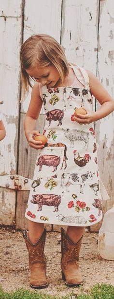 Farm Life In Neutrals