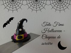 tutorial: miniature witch's hat