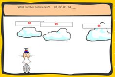 """Celebrate the first 100 days of school with """"Counting to 100"""" from Toon University in which Professor Smarts needs help to count to 100."""