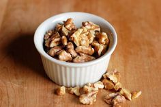 Did you know that you can toast nuts in the microwave? Neither did we! Harold McGee mentions it in passing in the section about cooking with nuts in On Food and Cooking, and we thought we'd put it to the test: