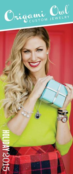 Origami Owl Holiday Gift Guide made easy www.abby.origamiowl.com #origamiowl #christmasideas