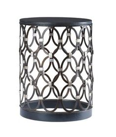 Highland House Furniture: HH20-616-AS - COSMO ACCENT TABLE