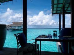 Azzuri Mare Seafood Restaurant @ Centara Grand, Maldives
