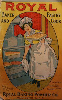 Vintage Cookbook, 1902