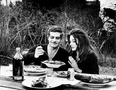 """mignonne-allons-voir-si-la-rose: """" The Appointment - Anouk Aimée - Omar Sharif """" Anouk Aimée, Egyptian Actress, I Robert, Best Supporting Actor, Visit Italy, Dr Zhivago, Old Hollywood, Actors & Actresses, In This Moment"""