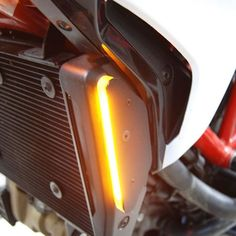 Front Turn Signals
