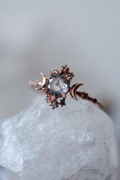 Cute Rings, Pretty Rings, Beautiful Rings, Pretty Wedding Rings, Star Ring, Ring Verlobung, Cute Jewelry, Jewelry Accessories, Jewlery