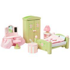 El dormitorio de los padres, de Le Toy Van
