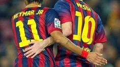 Messi y Neymar, grandes protagonistas del clásico de las Américas - FC Barcelona Noticias