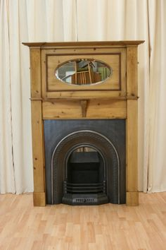 Great No Cost edwardian Fireplace Surround Ideas Concrete fireplaces can turn a regular room into something extraordinary. But careful planning and d Two Sided Fireplace, Tall Fireplace, Dining Room Fireplace, Concrete Fireplace, Fireplace Surrounds, Fireplace Mantels, Fireplaces, Mantles, Edwardian Fireplace