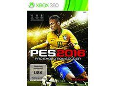 PES 2016 - Pro Evolution Soccer 2016  D1 Version!  X-Box 360 in Sportspiele FSK 0, Spiele und Games in Online Shop http://Spiel.Zone