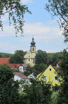 Erlenbach-Binswangen (Heilbronn) BW DE
