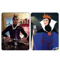 Yo también preparo pociones Evil Queen costume  sc 1 st  Pinterest & Evil Queen in the City | Evil queens Queens and City