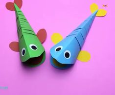 """Terrific Screen bible Crafts for Kids Suggestions How often keeping up with your youngster point out: """"I'm bored."""" Far too frequently to get sur Bible Crafts For Kids, Animal Crafts For Kids, Winter Crafts For Kids, Paper Crafts For Kids, Toddler Crafts, Art For Kids, Arts And Crafts, Fish Paper Craft, Fish Crafts"""