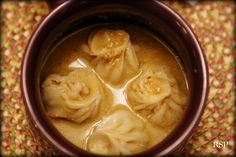 Authentic Nepali Recipes: Jhol Momo - I Cook Different Indian Food Recipes, Ethnic Recipes, Nepalese Recipes, Nepal Food, Mochi Recipe, Good Food, Yummy Food, Tasty, Exotic Food