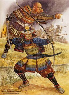 Samurai Commanders of the Ōnin War: Yamana Mochitoyo, Hosokawa Katsumoto
