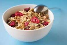Nutritious Breakfast Cereals With The Most Protein