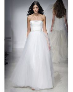 Christos Spring 2012 Wedding Dress