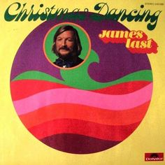 James Last - Christmas Dancing GER 1966 LP Vinyl near mint