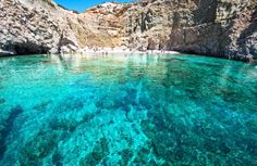 Milo island, Greece Def think we should research this! It's gorgeous!