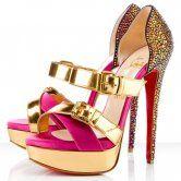Christian Louboutin Ambertina 140mm Sandals Show Your Beauty