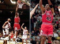 Michael Jordan In The Air Jordan X