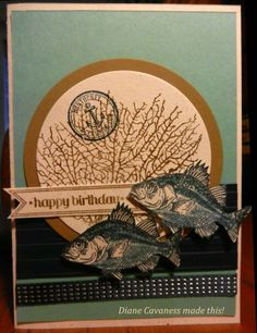 Stampin' Up By the Tide, Itty Bitty Banners