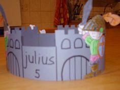 Kroon kasteel ridders
